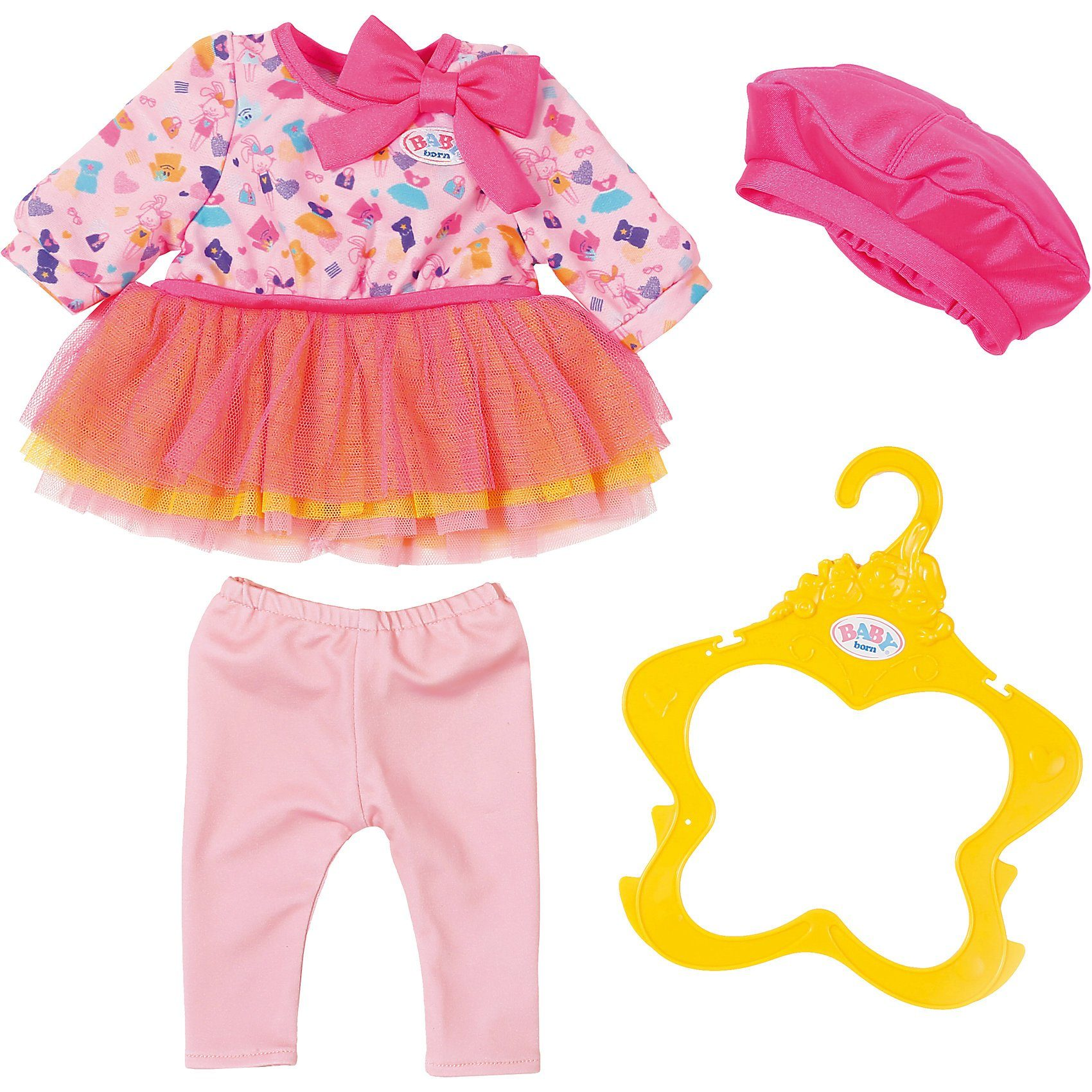 Zapf Creation BABY born® Fashion Kollektion Gemustert